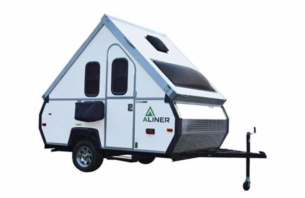 Aliner Scout camper