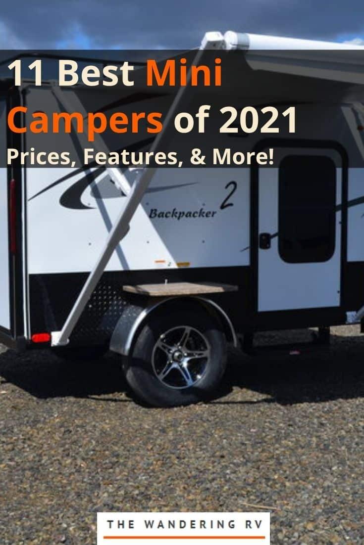 Best Mini Campers