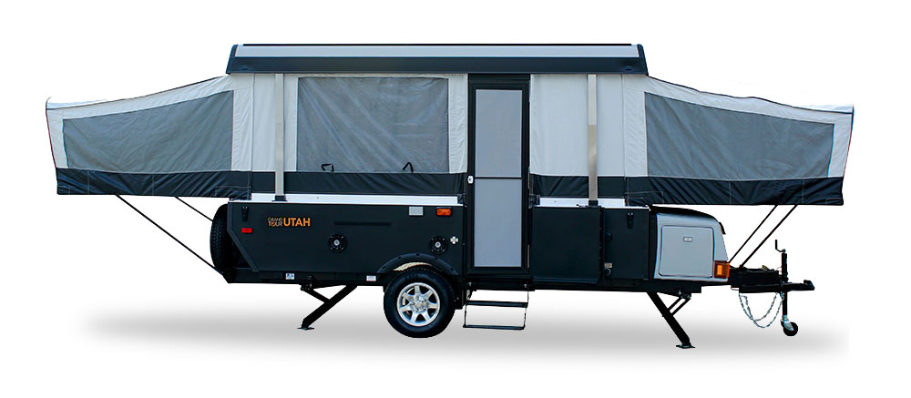 Somerset Aframe trailer