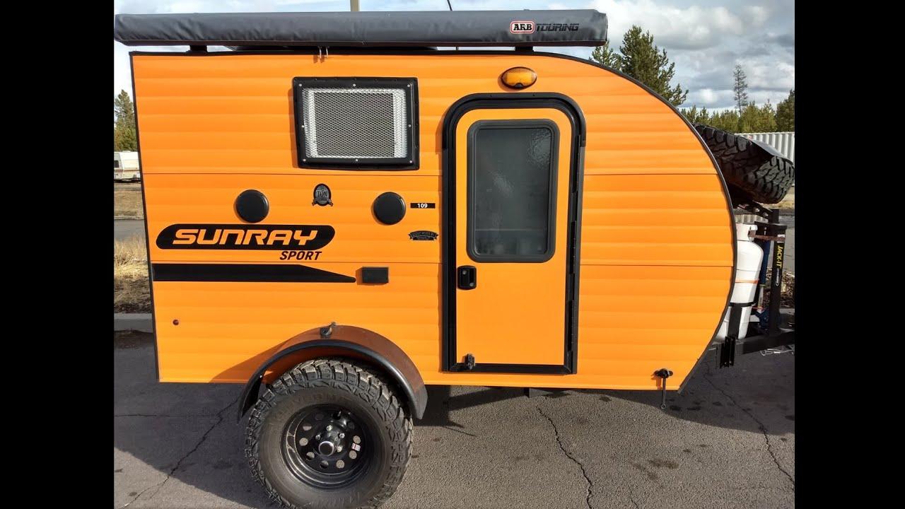 Sun-Ray 109 Mini Camper