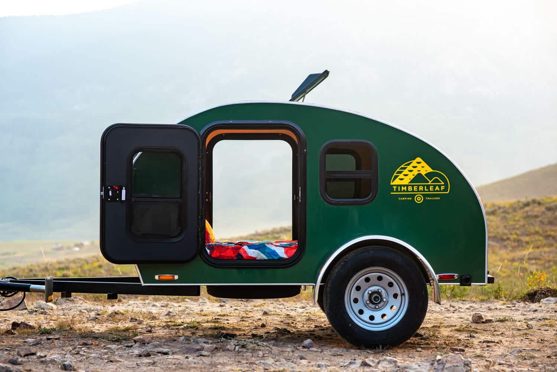 Timberleaf camper
